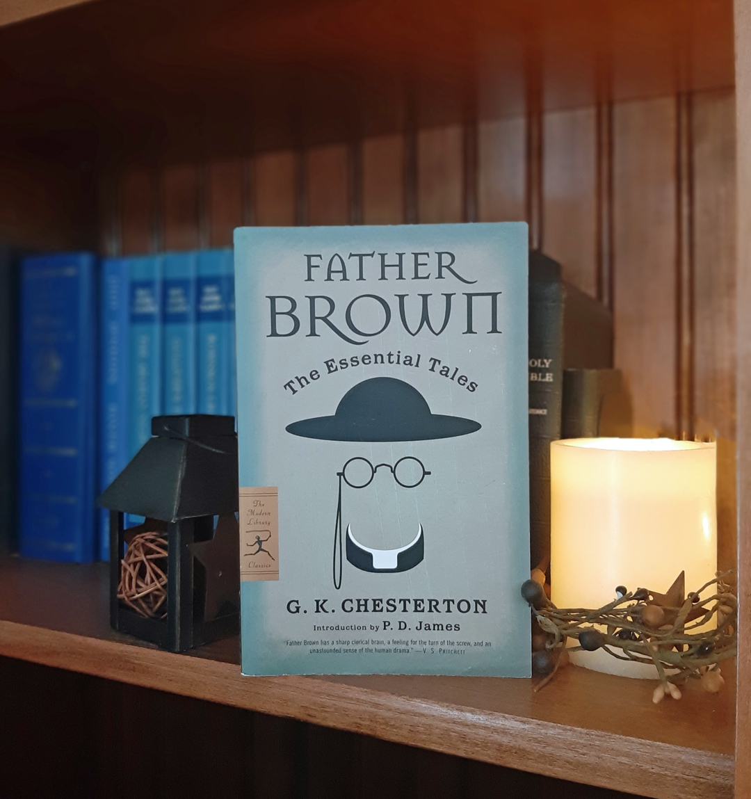 G.K. Chesterton – Father Brown: The Essential Tales