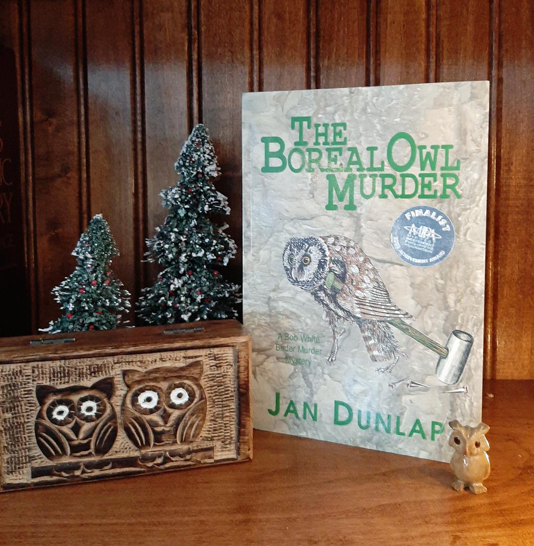 Jan Dunlap – The Boreal Owl Murder