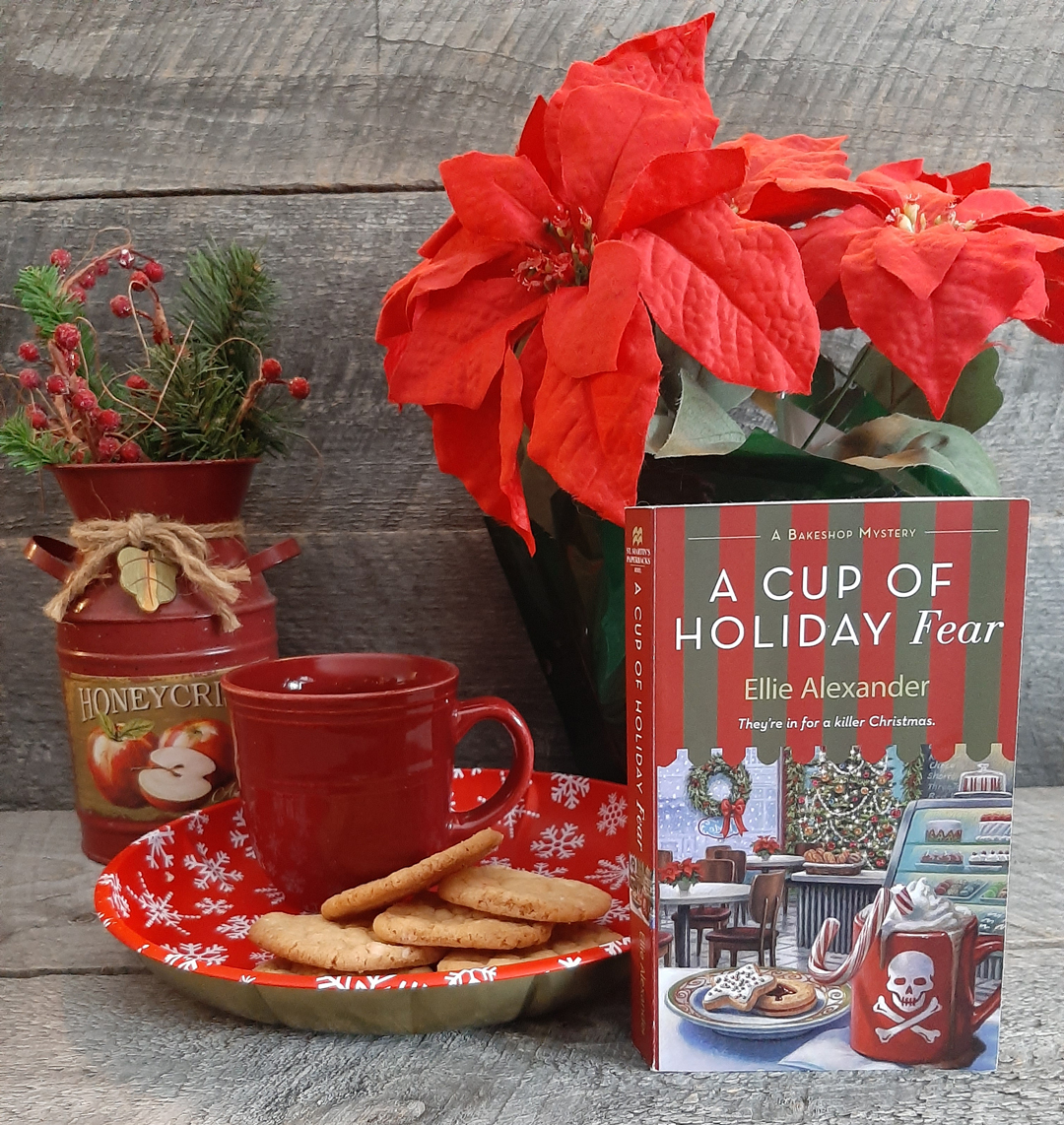 Ellie Alexander – A Cup of Holiday Fear