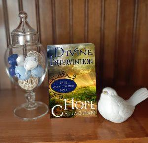 Christian cozy mystery | Divine Cozy Mystery Series | Author Hope Callaghan