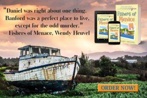 Fishers of Menace   Wendy Heuvel