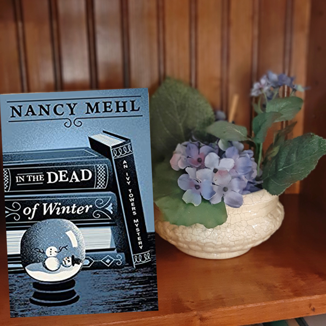 Nancy Mehl – In The Dead of Winter (An Ivy Towers Mystery)