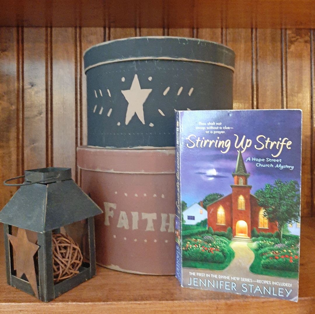 Jennifer Stanley – Stirring Up Strife (A Hope Street Church Mystery)
