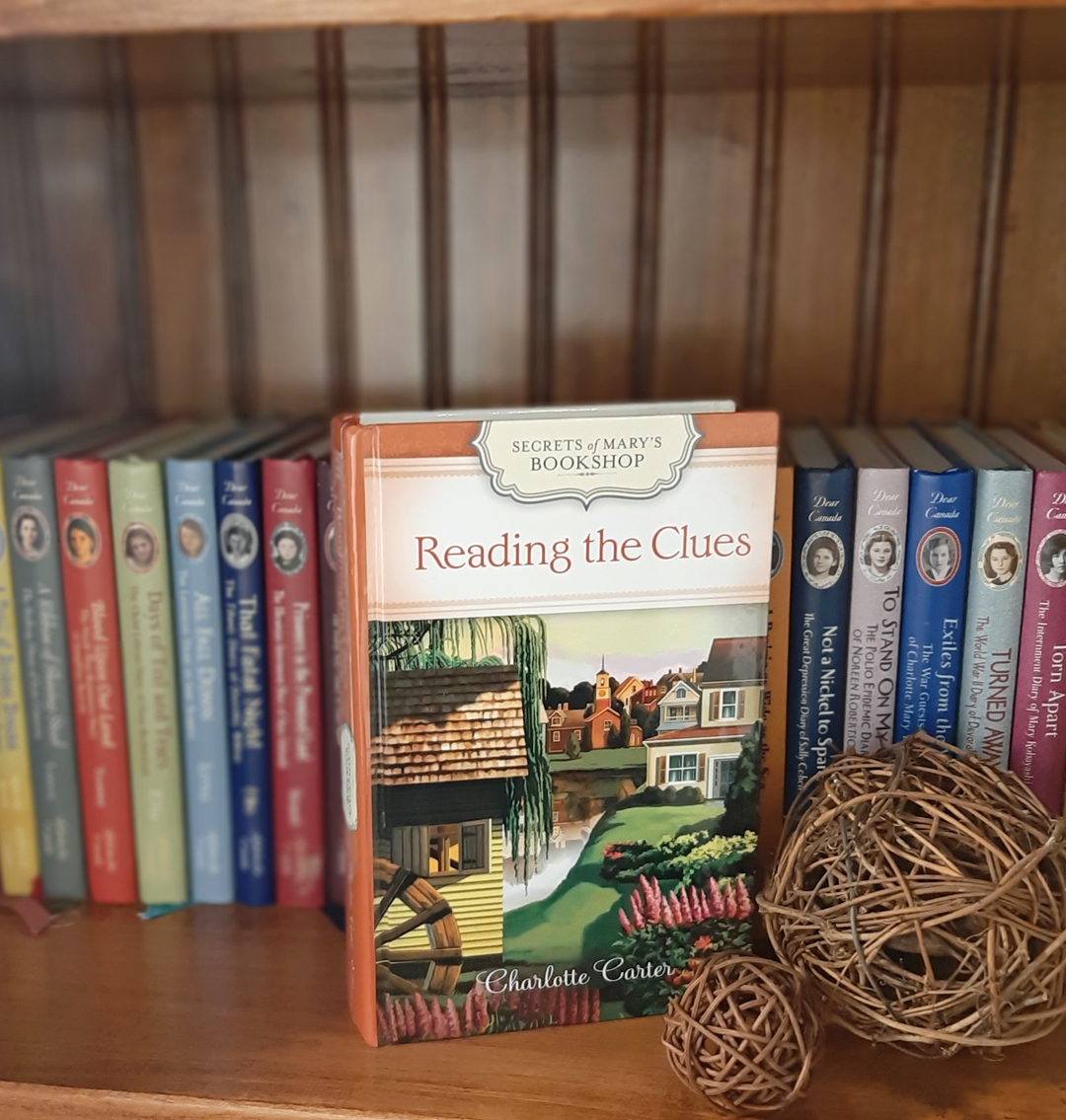 Charlotte Carter – Reading the Clues (Secrets of Mary's Bookshop #3)