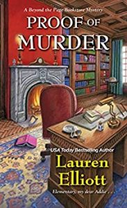 A Beyond the Page Bookstore Mystery |