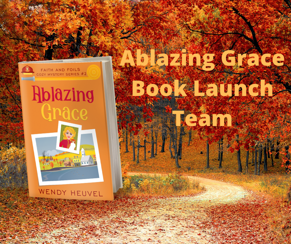 Join the Ablazing Grace Launch Team