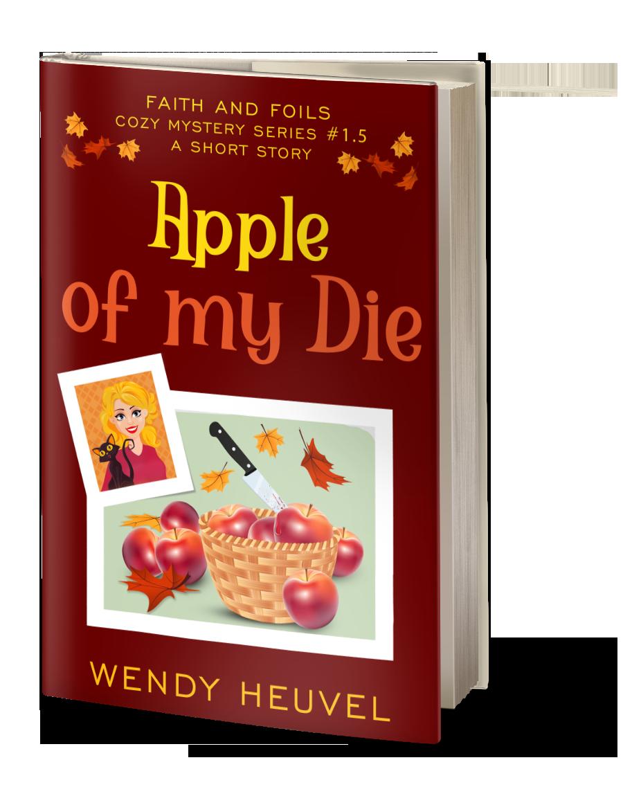 Apple of My Die Now in Paperback