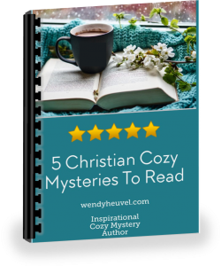 Cozy Mysteries by Christian Authors | Christian Mysteries | Christian Mystery Authors