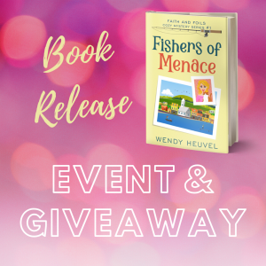 Cozy Mystery Giveaway | Cozy mystery new release