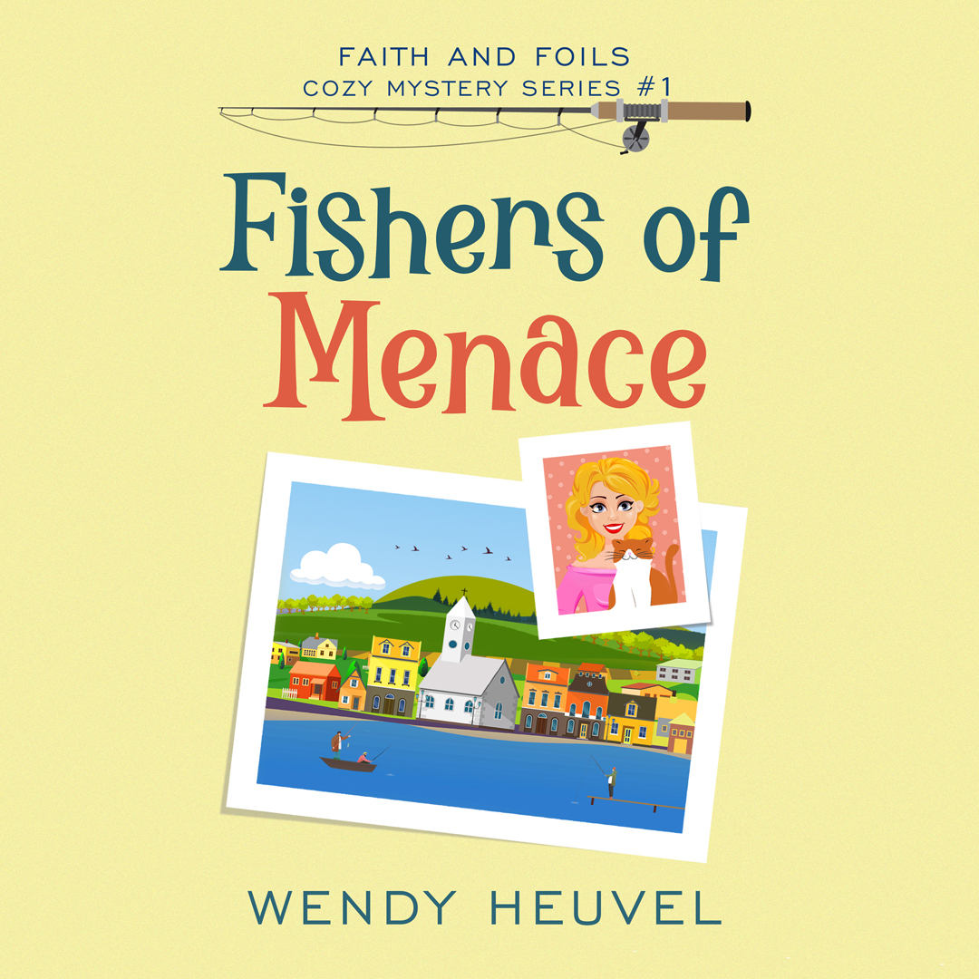 Available Now – Audio book for Fishers of Menace