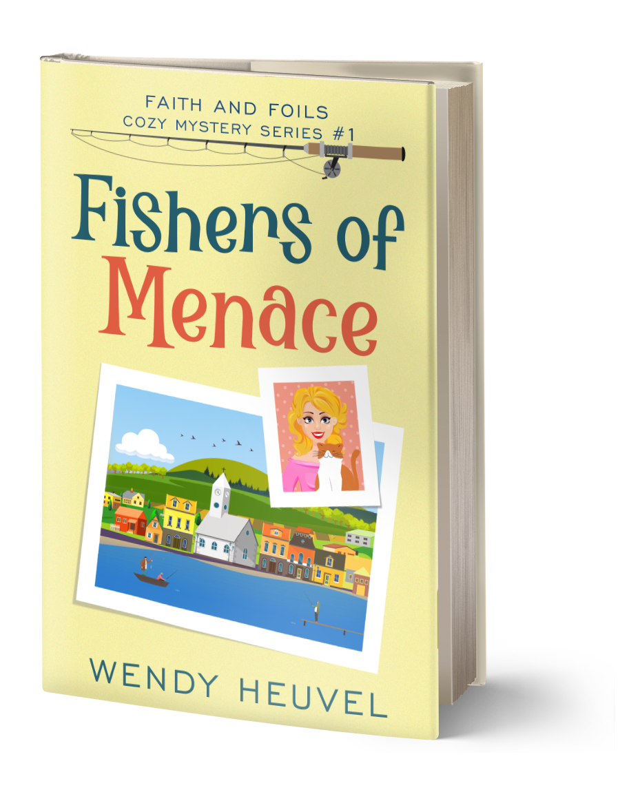 Fishers of Menace – Cover Reveal! Pre-Order Now.