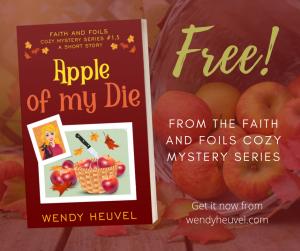 Faith and Foils Cozy Mystery Series   Wendy Heuvel