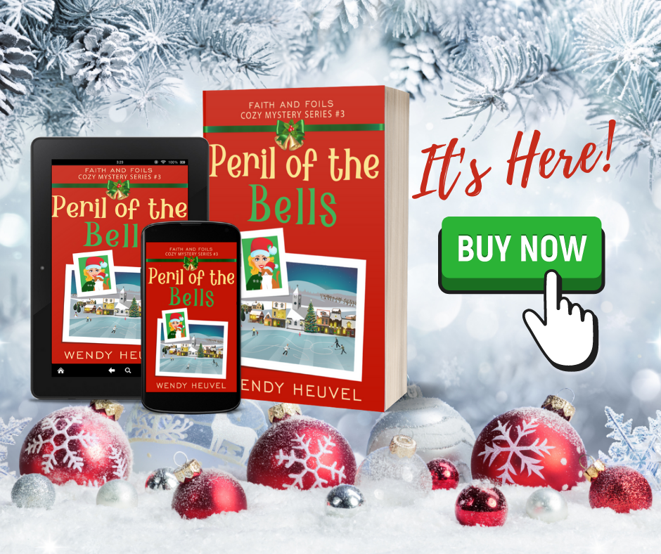 Peril of the Bells – Release Day!