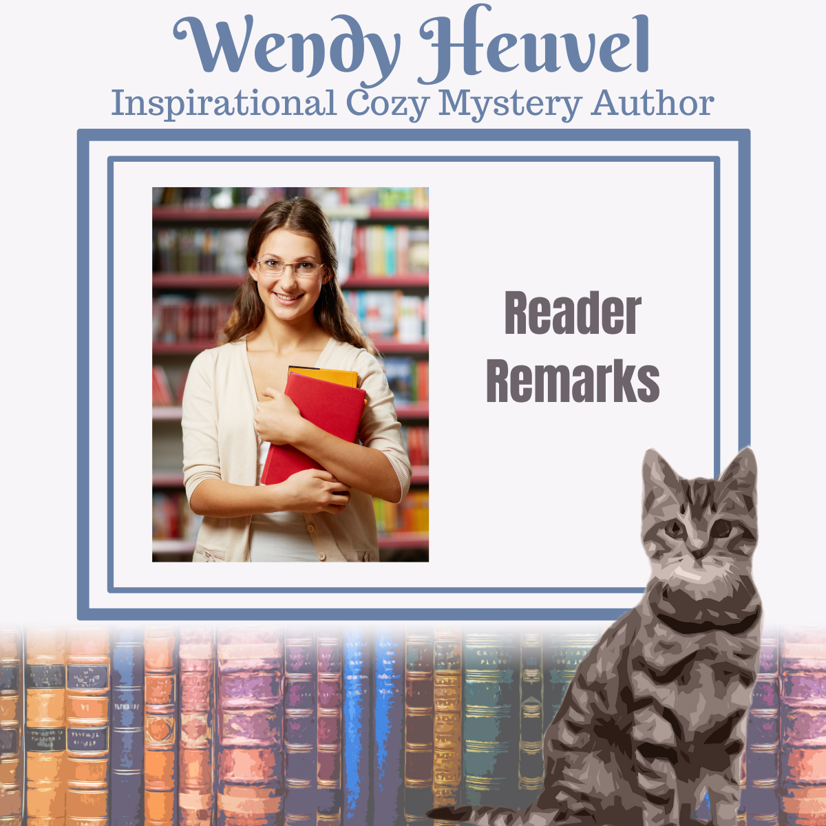 Reader Remarks – Jen from GR