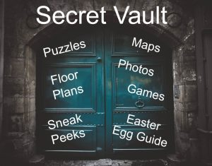 Wendy Heuvel Author Secret Vault