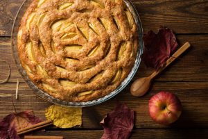 Apple Pie Recipe | Cozy mystery recipes