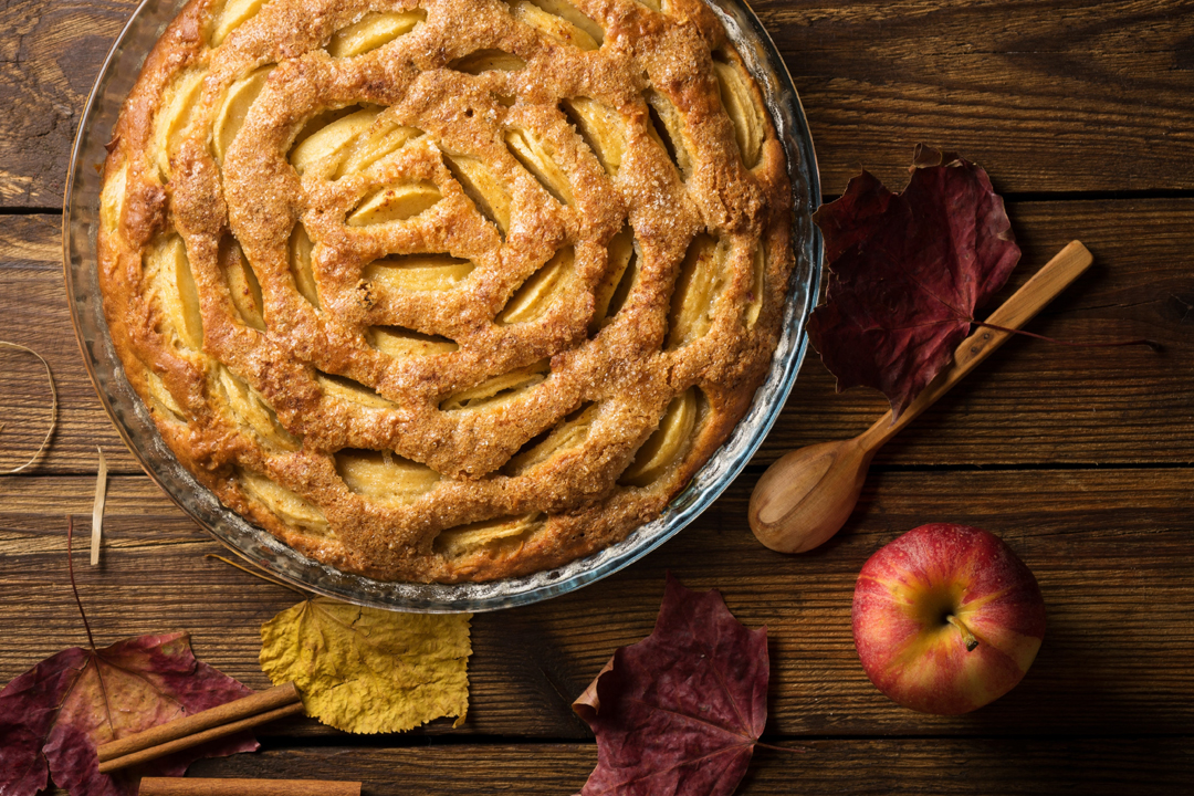 Gramma Merrick's Apple Pie Recipe