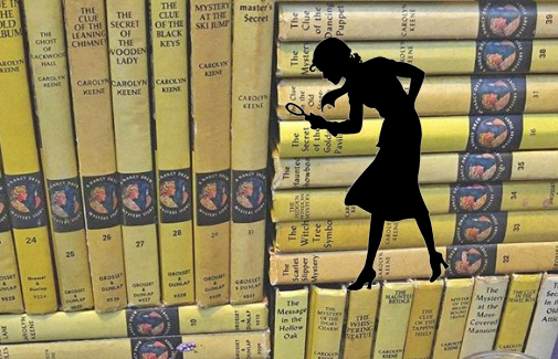 6 Reasons We Love Nancy Drew Books